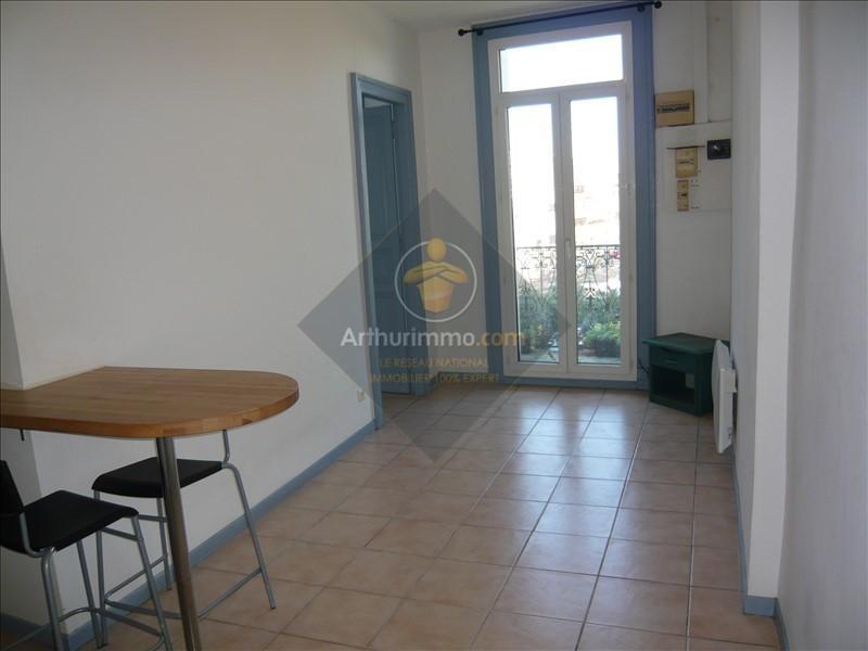 Location appartement Sete 450€ CC - Photo 1