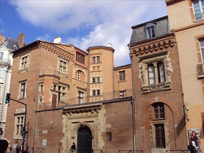 Vente bureau Toulouse 385000€ - Photo 1