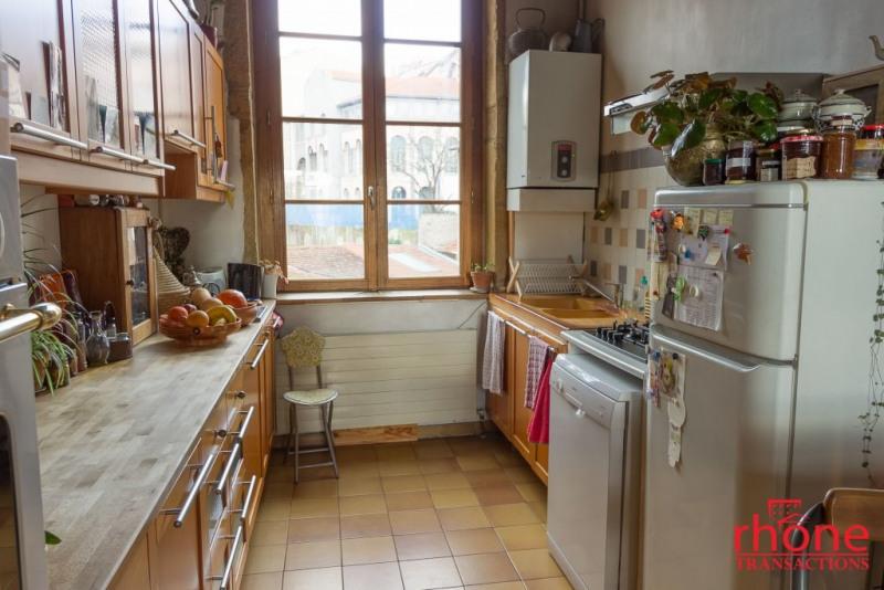 Vente appartement Lyon 4ème 288000€ - Photo 3