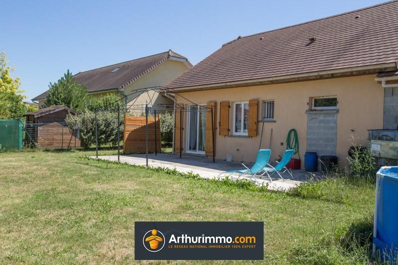 Vente maison / villa Morestel 157800€ - Photo 2