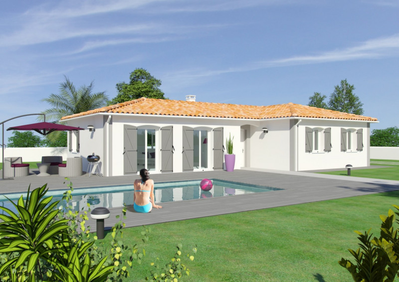 Maison  5 pièces + Terrain 1300 m² Carmaux par maisons coté soleil