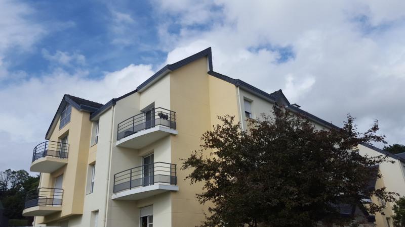 Sale apartment Quimper 62900€ - Picture 1