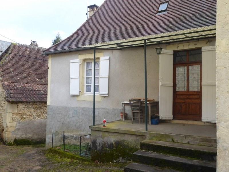 Sale house / villa La bachellerie 214000€ - Picture 9