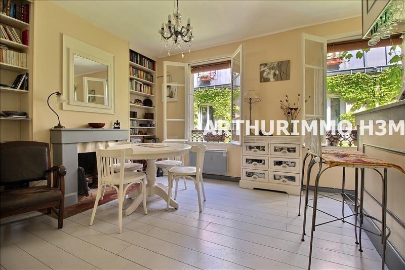 Sale apartment Paris 11ème 440000€ - Picture 1