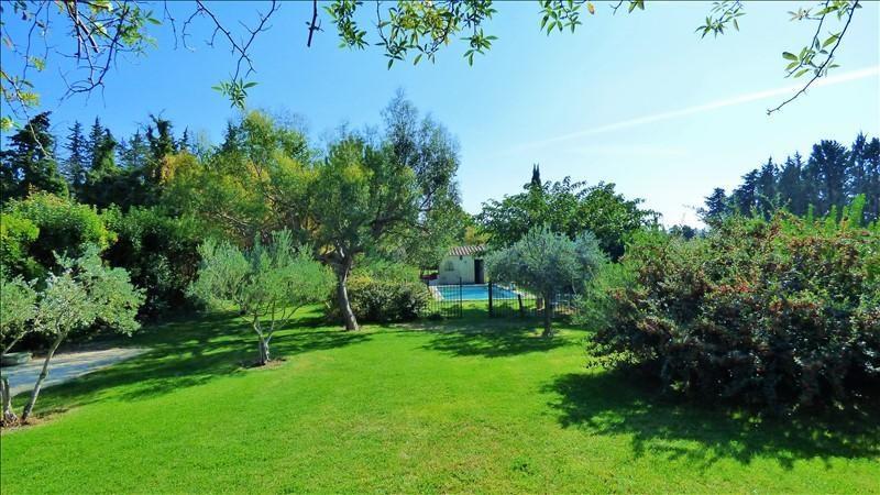 Vente maison / villa Monteux 449000€ - Photo 1