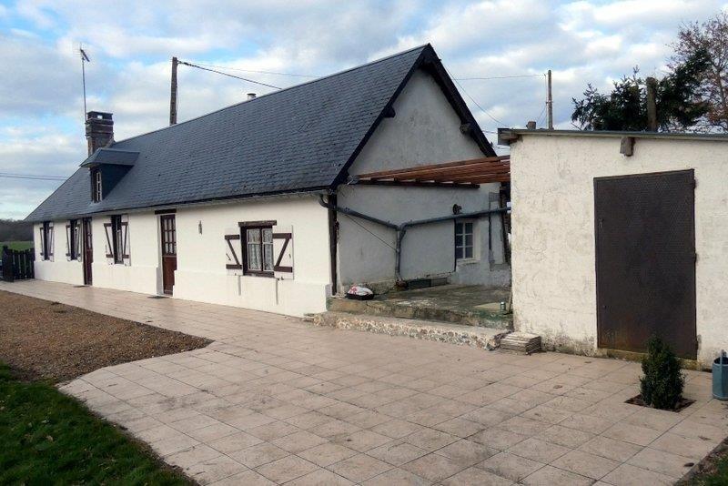 Sale house / villa Breteuil sur iton 117000€ - Picture 1