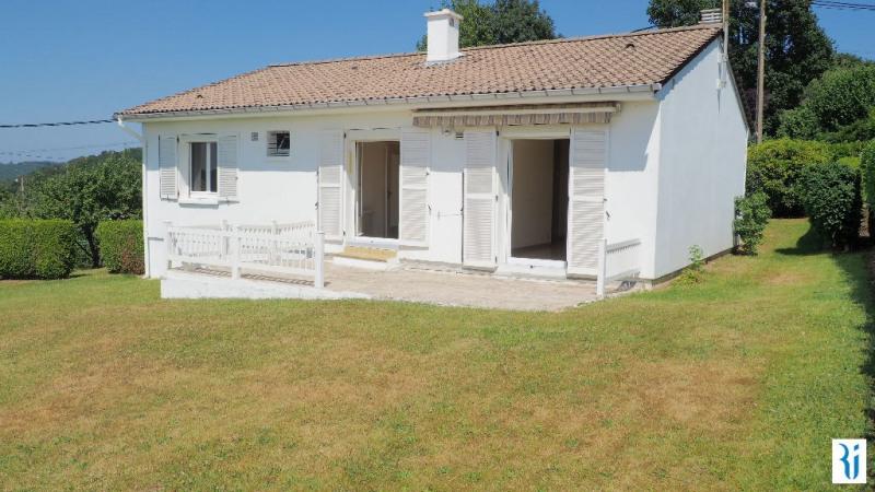 Vente maison / villa Notre dame de bondeville 221000€ - Photo 1