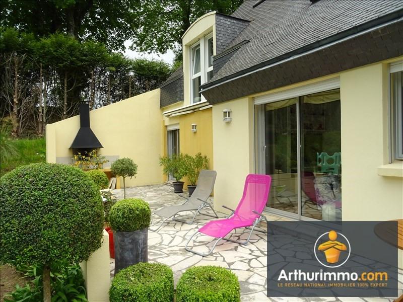 Sale house / villa Quintin 324500€ - Picture 1