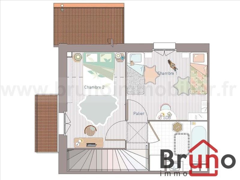 Verkoop  appartement St valery sur somme 159500€ - Foto 1