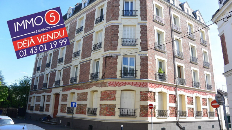 Sale apartment Villemomble 166000€ - Picture 1