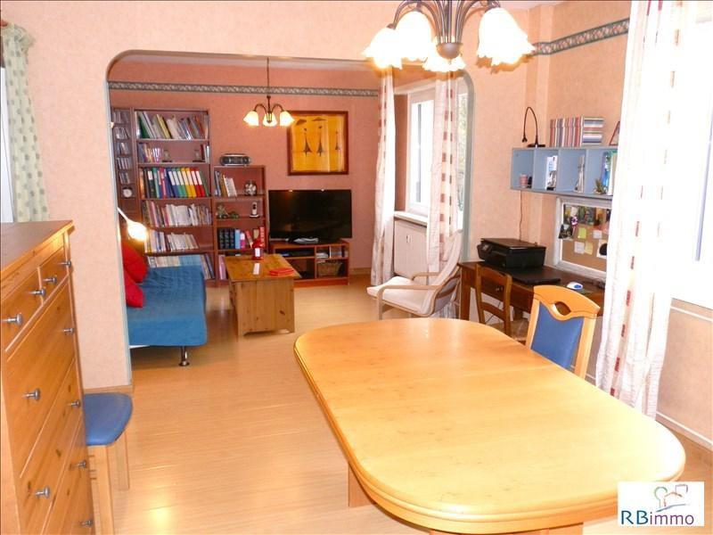 Vente appartement Ostwald 110000€ - Photo 2