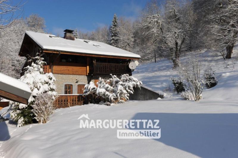 Vente maison / villa Les carroz d'arâches 898000€ - Photo 2