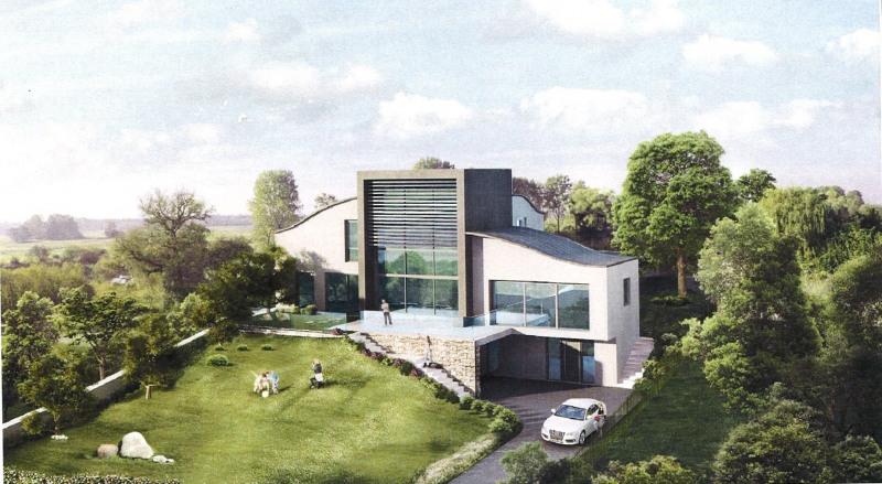 """Modèle de maison  """"Maison/villa 7 pièces"""" à partir de 7 pièces Val-de-Marne par SARL CONCEPT O BATIS"""