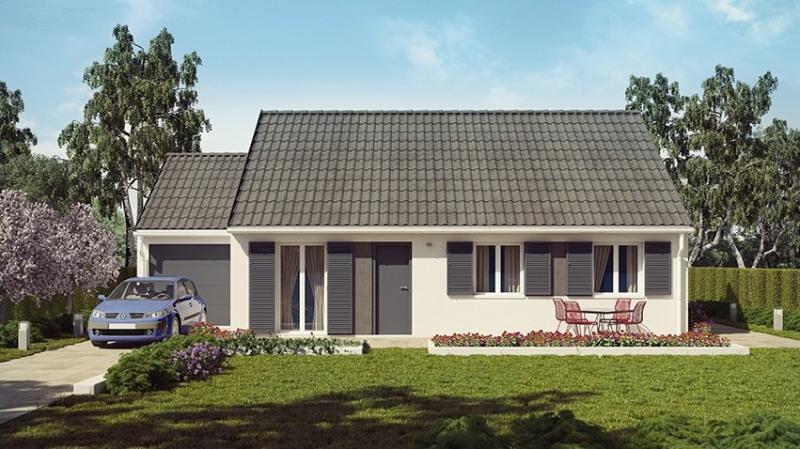 Maison  4 pièces + Terrain 433 m² Haute-Goulaine par MAISONS PIERRE