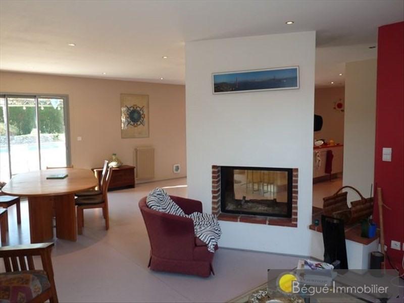 Sale house / villa Pibrac 469000€ - Picture 3