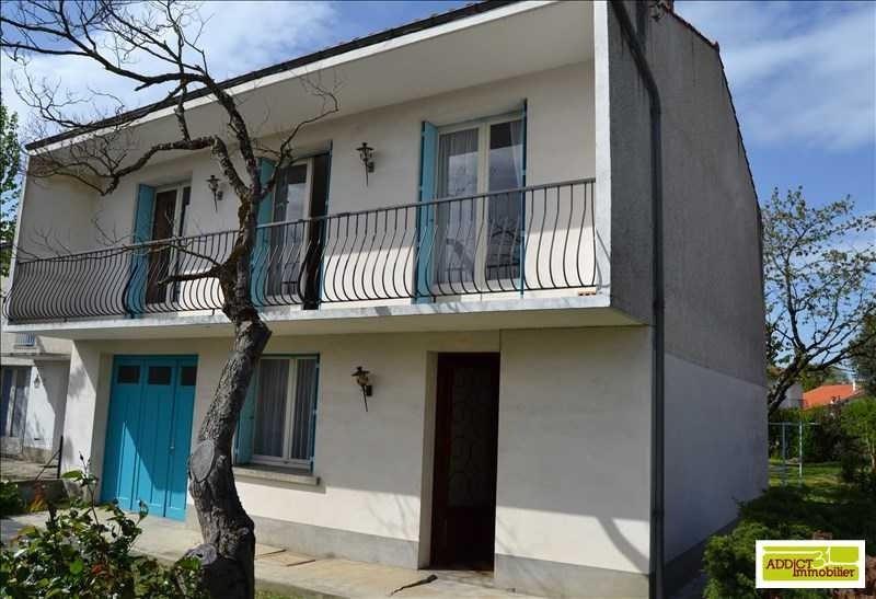 Vente maison / villa Graulhet 135000€ - Photo 1