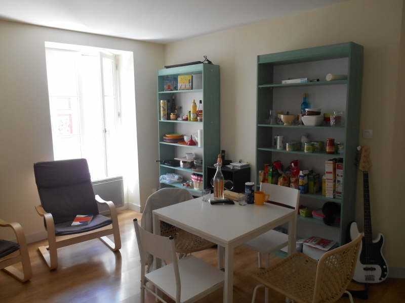 Rental apartment Poitiers 510€ CC - Picture 1