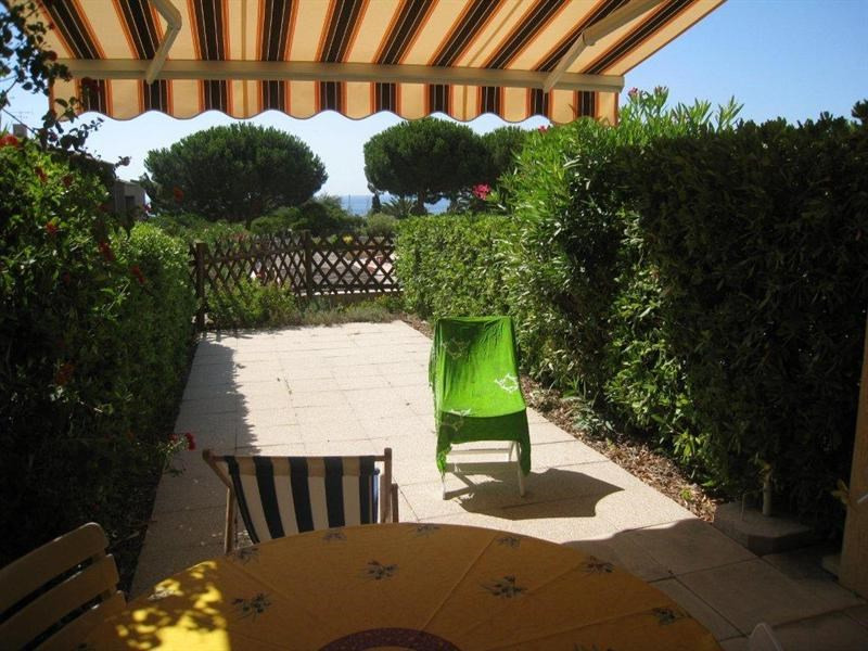 Vacation rental apartment Les issambres 540€ - Picture 1