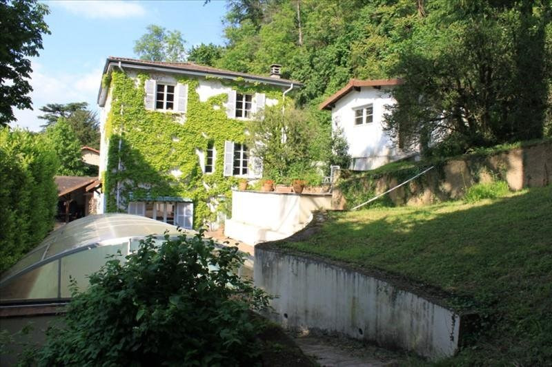 Deluxe sale house / villa Vienne 657000€ - Picture 1