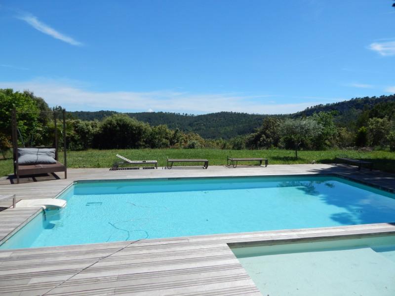 Sale house / villa Sillans-la-cascade 499000€ - Picture 2