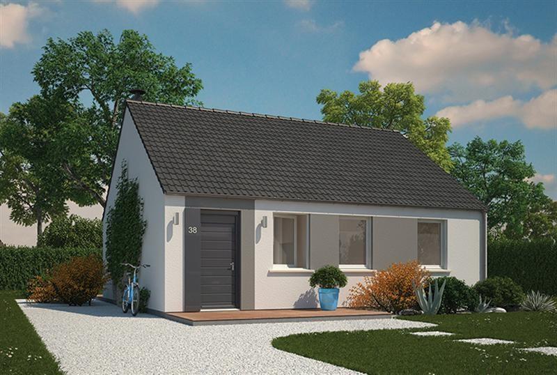 Maison  4 pièces + Terrain 453 m² Provin par Maisons Phénix Lezennes
