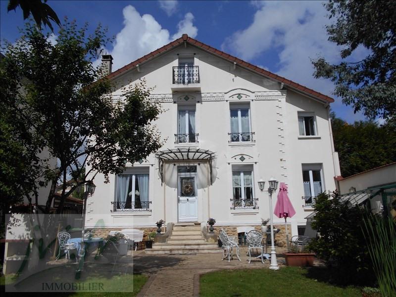 Vente maison / villa St gratien 815000€ - Photo 1