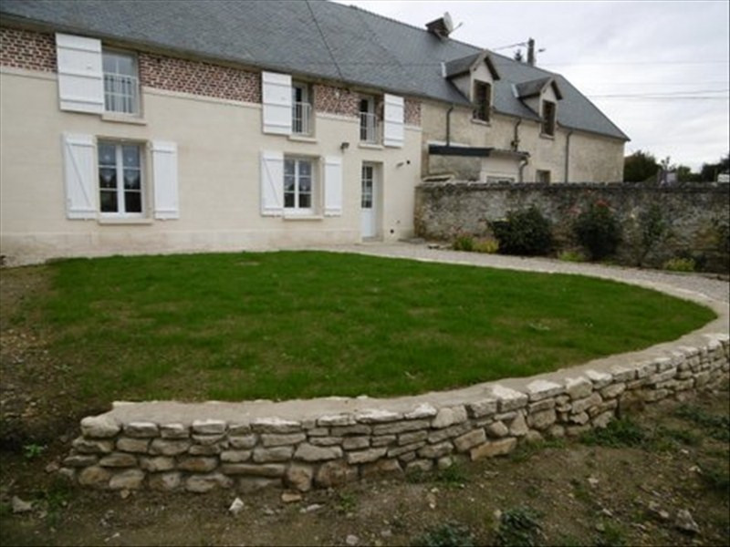 Rental house / villa Vez 1017€ CC - Picture 1