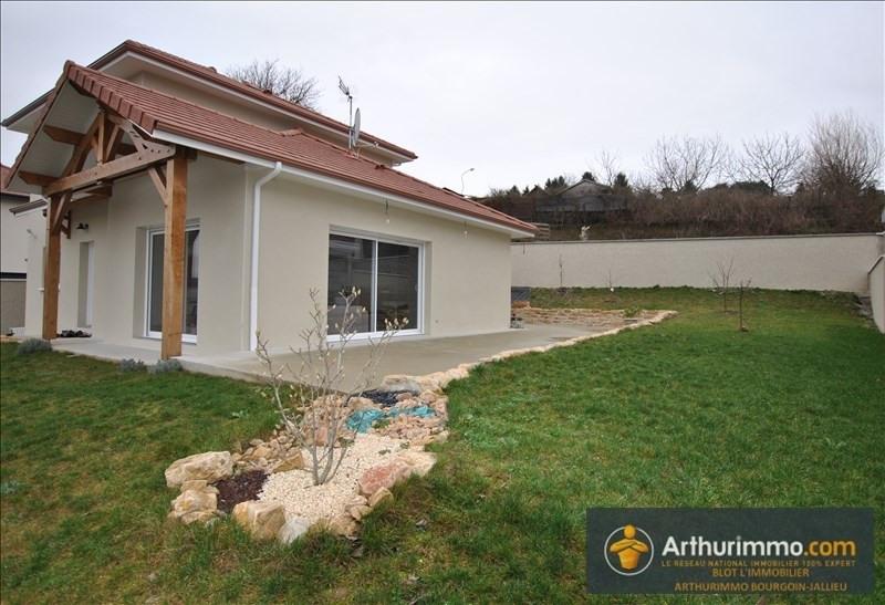 Sale house / villa Bourgoin jallieu 378000€ - Picture 4
