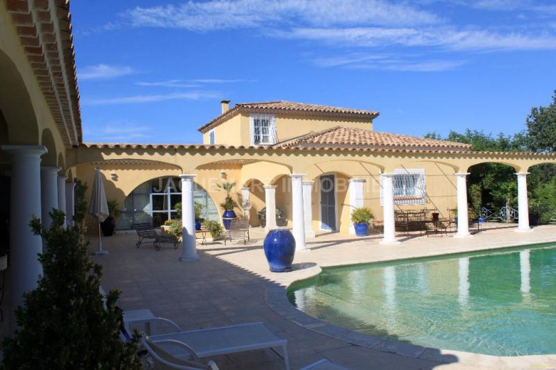 Vente de prestige maison / villa Rognes 1080000€ - Photo 1