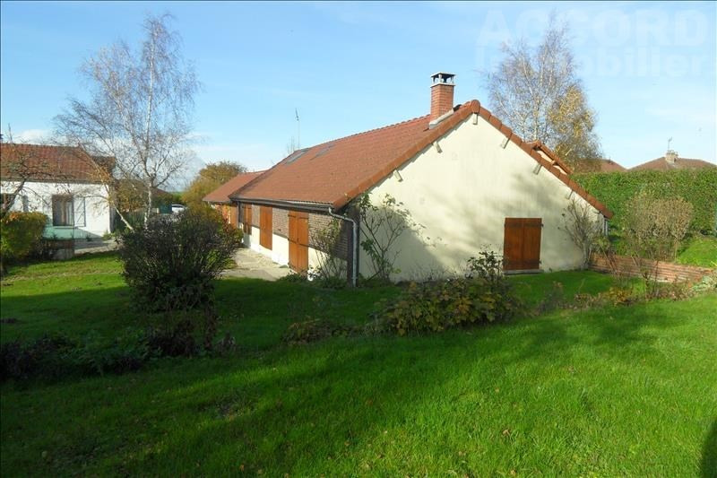 Vente maison / villa Mesnil sellieres 170 000€ - Photo 2