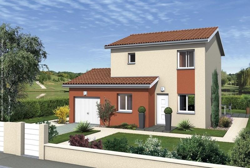 Maison  5 pièces + Terrain 325 m² Saint-Didier-de-Formans par Primareve