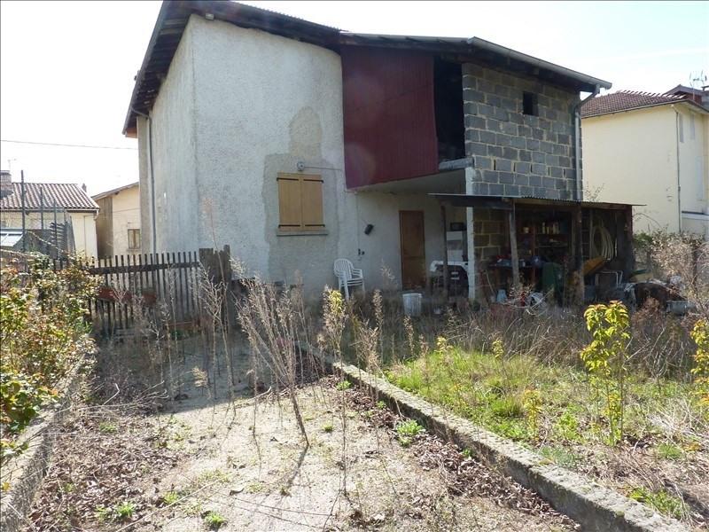 Vente maison / villa Beaurepaire 126000€ - Photo 4
