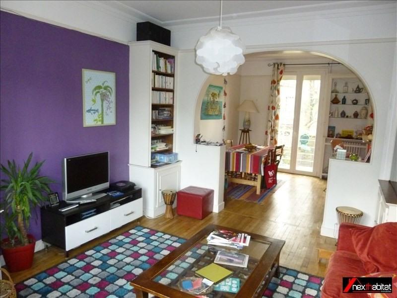 Vente maison / villa Les pavillons sous bois 339000€ - Photo 2