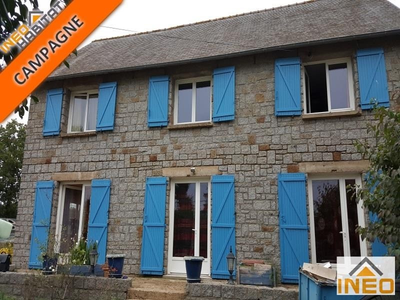Vente maison / villa St malon sur mel 156 750€ - Photo 1