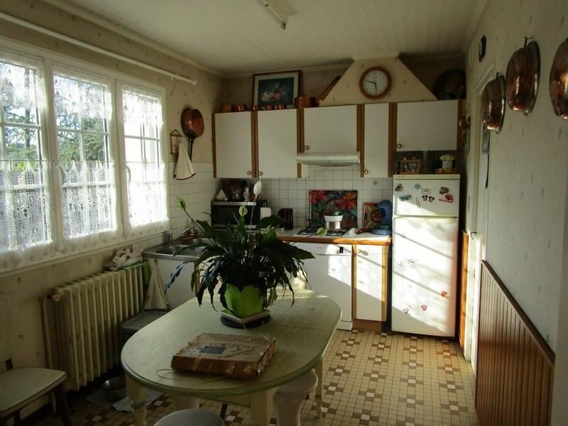 Vente maison / villa St laurent des hommes 132000€ - Photo 2