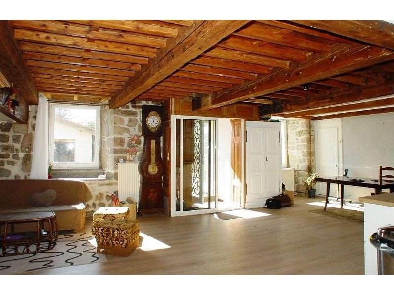 Sale house / villa St bonnet le froid 149000€ - Picture 1