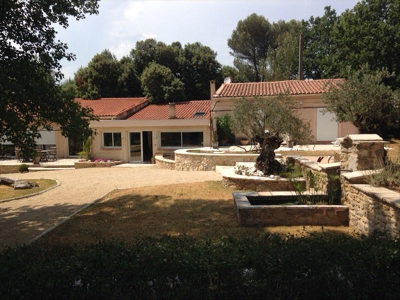 Vente de prestige maison / villa Pourrieres 595000€ - Photo 1