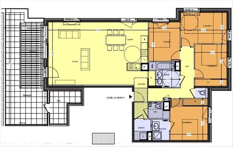 Vente de prestige appartement Aix les bains 695000€ - Photo 2