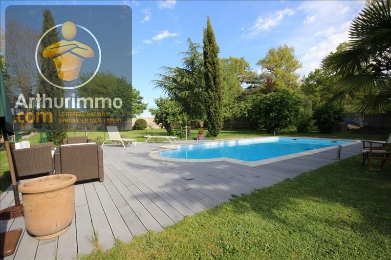 Vente maison / villa Feurs 320000€ - Photo 2