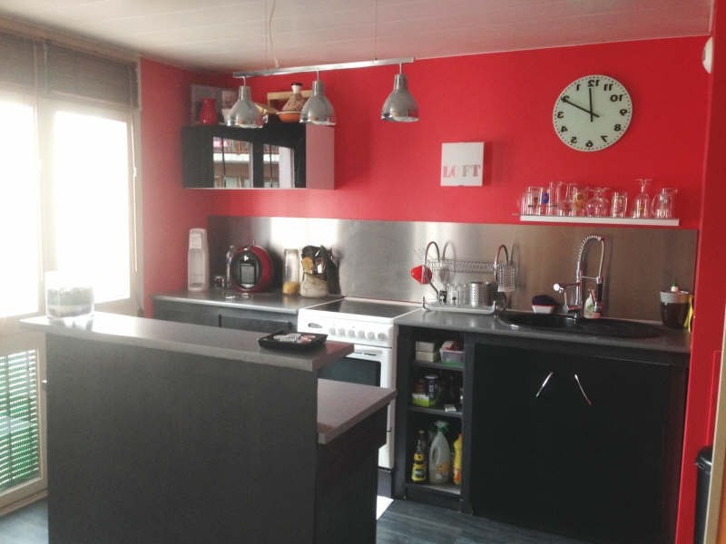 Sale apartment St ouen l aumone 122 600€ - Picture 1