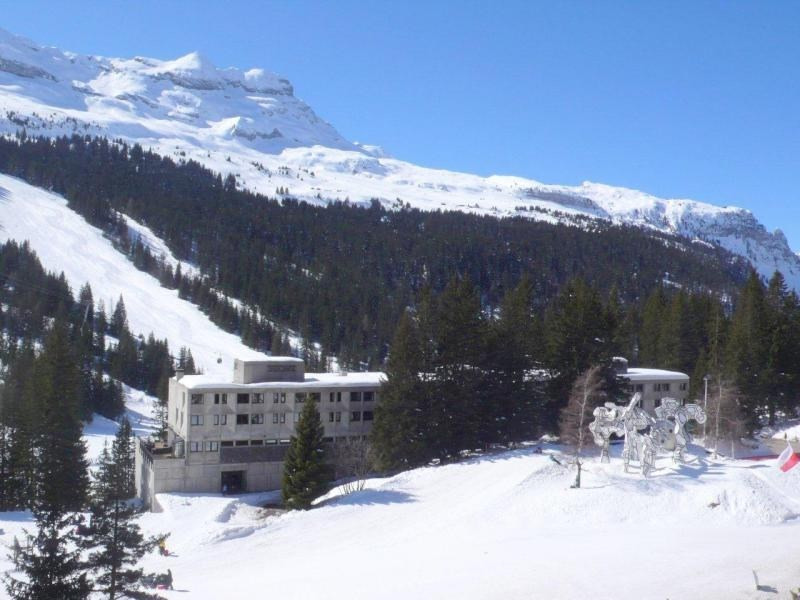 Vente de prestige appartement Flaine 254 167€ - Photo 8