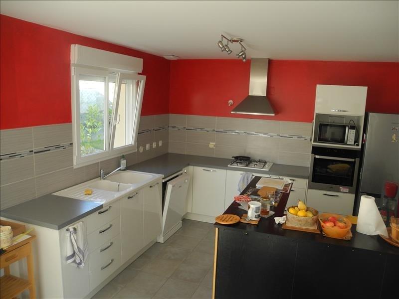 Vente maison / villa Villars les dombes 252000€ - Photo 2