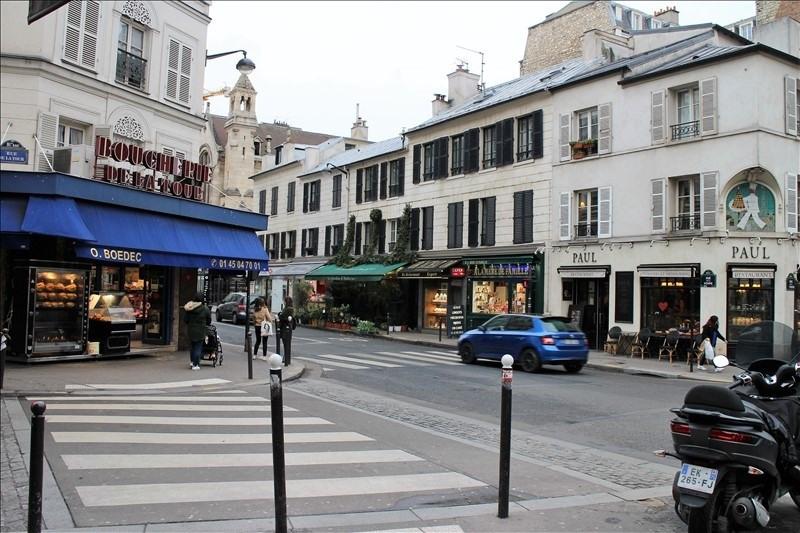 Deluxe sale apartment Paris 16ème 1225000€ - Picture 2