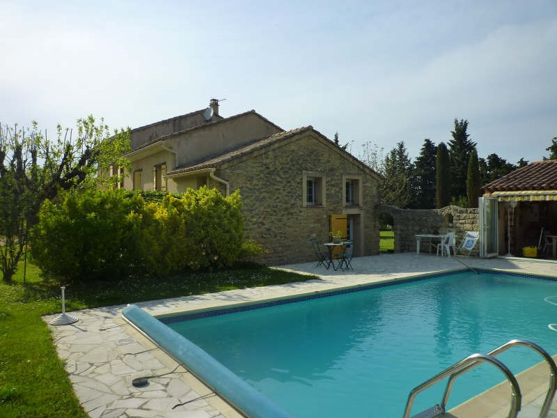 Deluxe sale house / villa Loriol du comtat 619000€ - Picture 4