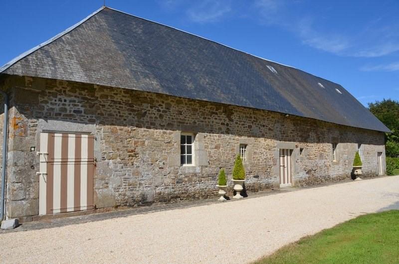 Verkoop van prestige  kasteel Villedieu les poeles 1950000€ - Foto 8
