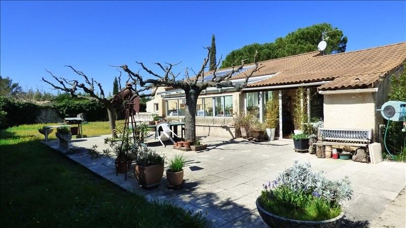 Sale house / villa Loriol du comtat 304000€ - Picture 1