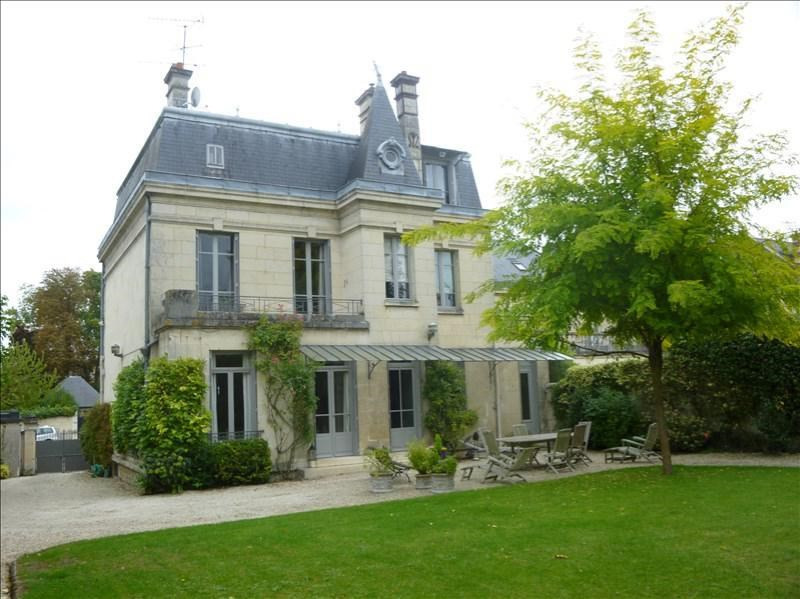 Deluxe sale house / villa Soissons 697 000€ - Picture 1