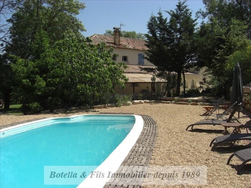 Immobile residenziali di prestigio casa Barjac 596000€ - Fotografia 2