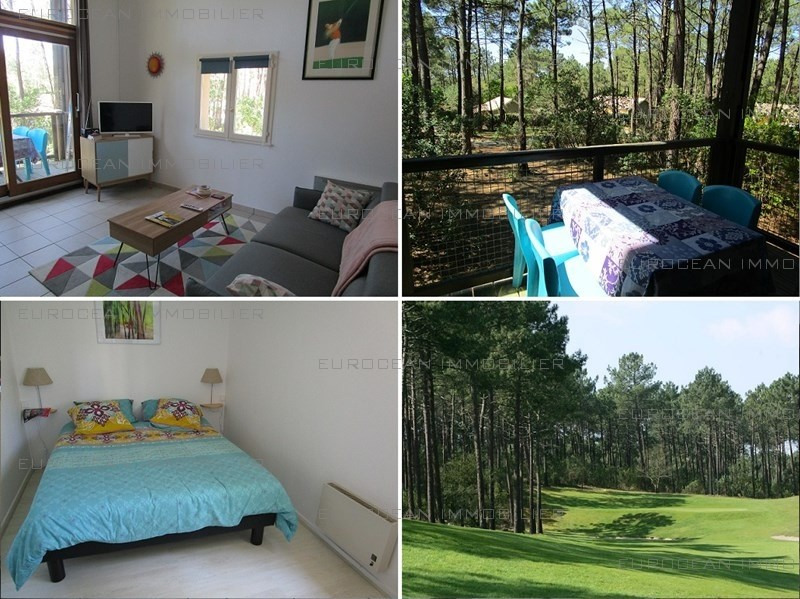 Vacation rental apartment Lacanau ocean 564€ - Picture 1