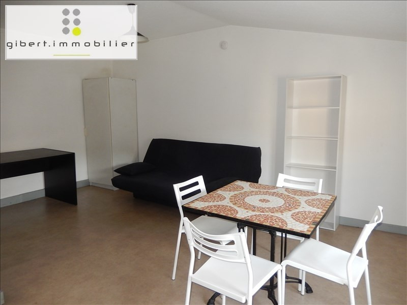 Location appartement Le puy en velay 301,79€ CC - Photo 1